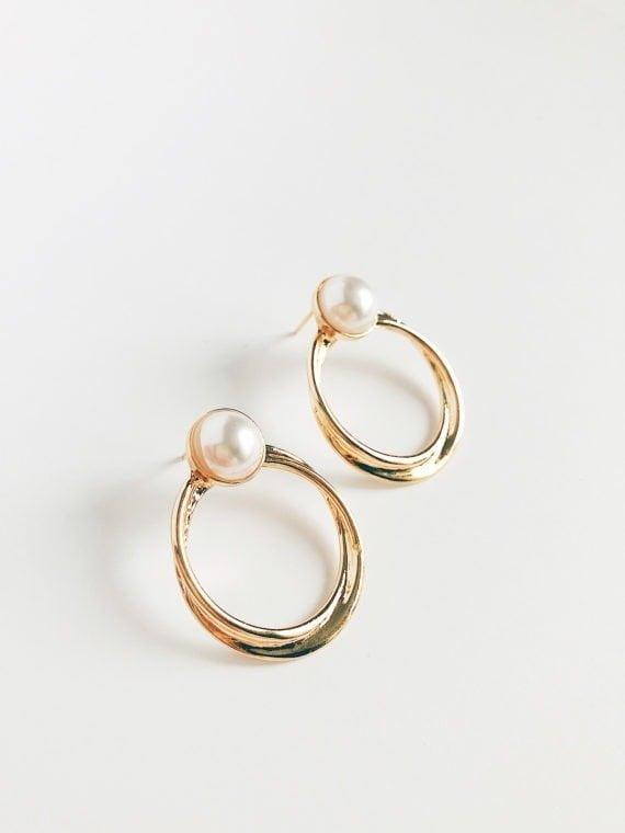 KAJO Jewels Pearl Earrings