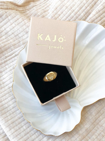 Sygnet LOVE KAJO Jewels