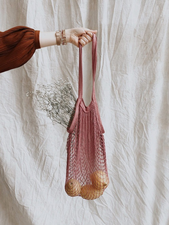 Torino Bag Rose