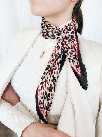 KAJO Jewels Pantera Office Scarf 2019-1