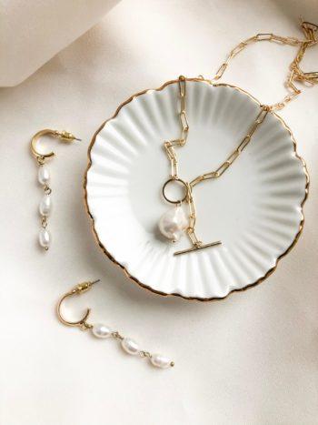 Naszyjnik z perłami KAJO 1