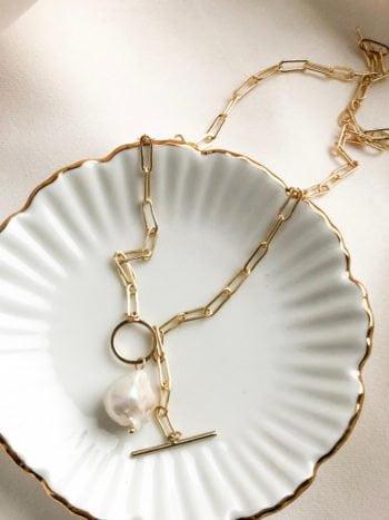 Naszyjnik z perłami KAJO 2