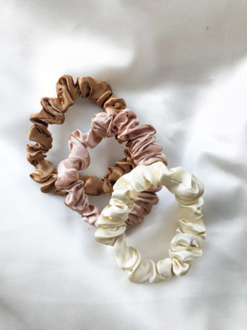 KAJO JEWELS Chain Collection 2020 Mini Scrunchie 1