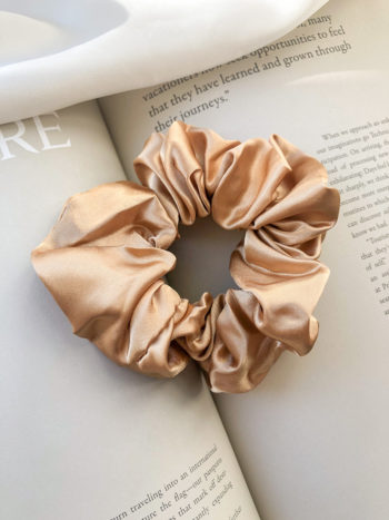 KAJO Jewels Scrunchie Gold Złota