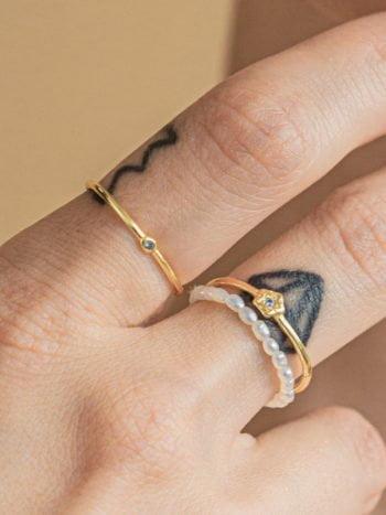 KAJO Jewels Ring Pierscionek Micro 1